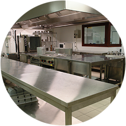 Ventilation de restaurant cuisine commerciale act for Ventilation hotte cuisine