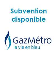 subvention disponible gaz metro