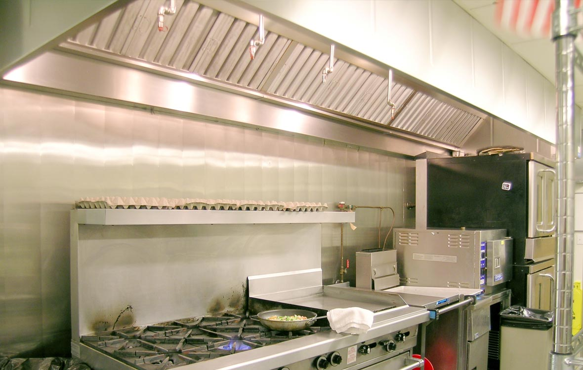 Vente d quipement de ventilation commercial rive sud for Type de hotte de cuisine